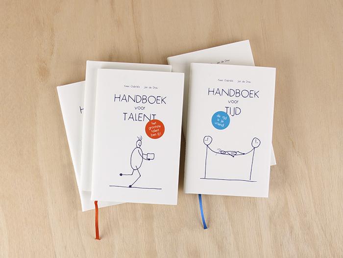 Handboek voor Talent en Handboek voor Tijd boek