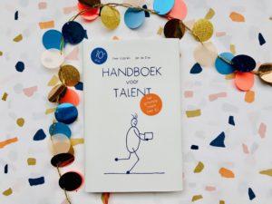 10e druk handboek voor talent