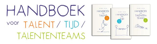 Handboek voor Talent | Tijd | Talententeams